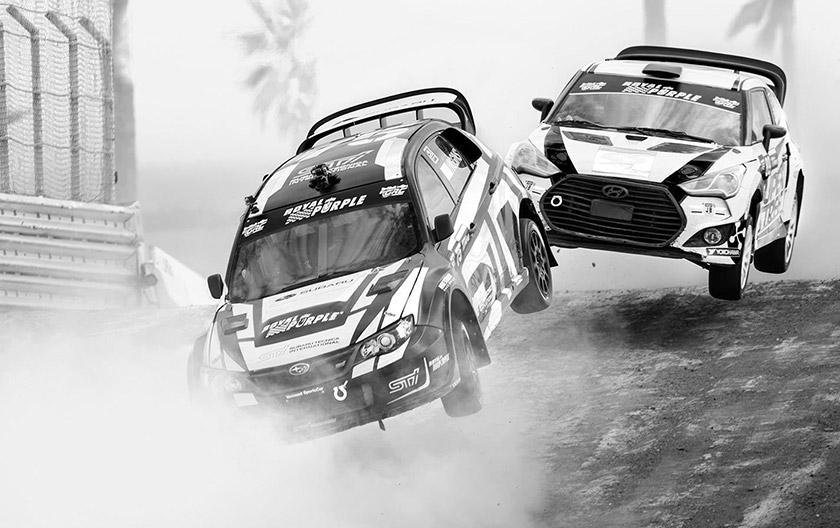 Subaru Rally Cross