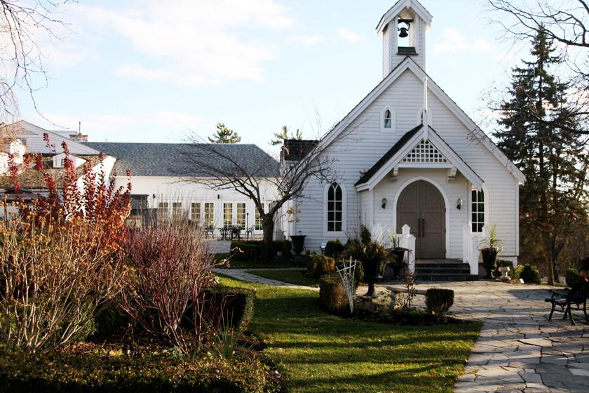 Doctor's House in Kleinburg, Ontario
