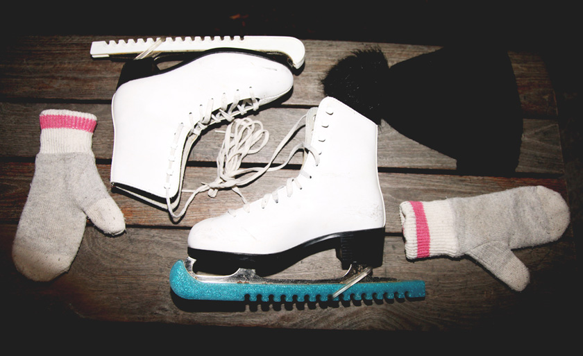 Outdoor Skating Kit