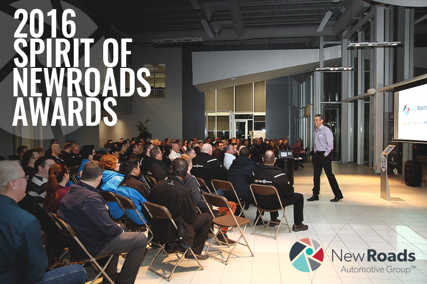 Spirit of NewRoads Awards in Newmarket
