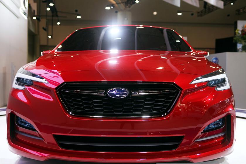 2016 CIAS Toronto - Subaru