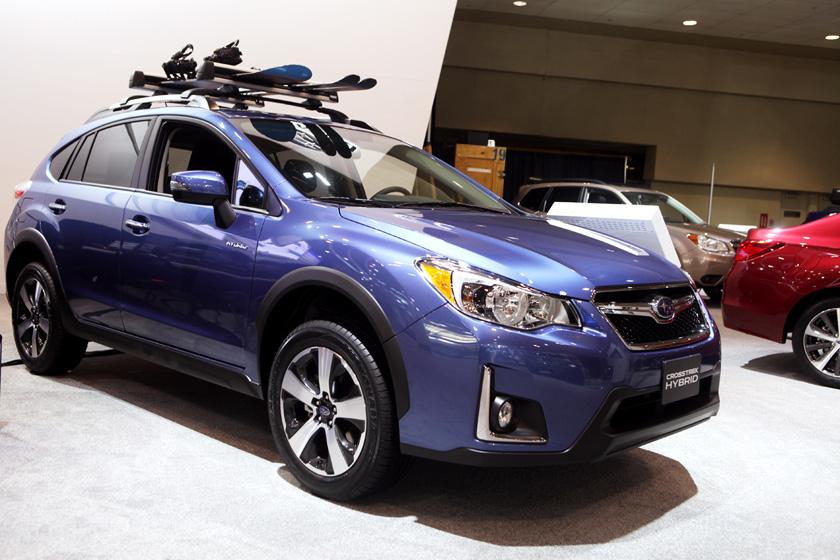 2016 CIAS Subaru