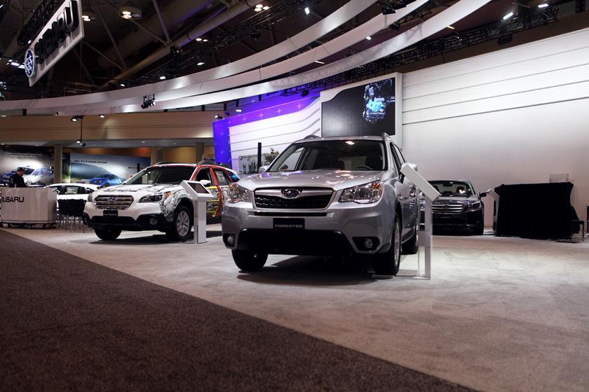 CIAS 2016 Recap - Subaru