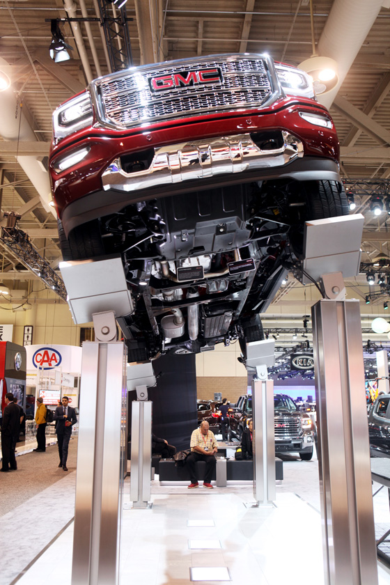 2016 Toronto Auto Show GMC