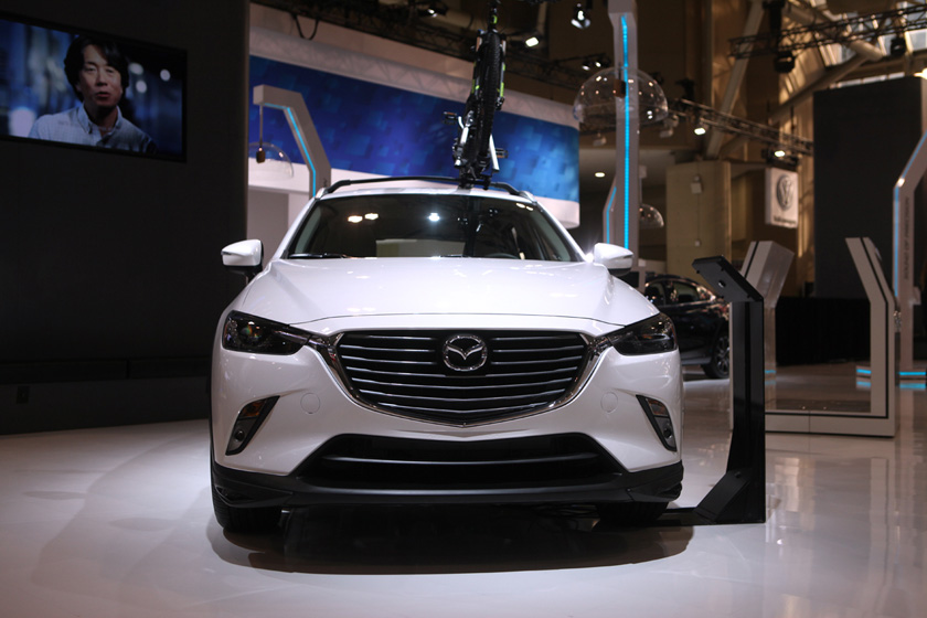 Canadian International Autoshow - Mazda