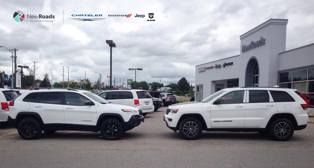 NewRoads Chrysler Dodge Jeep Ram dealership