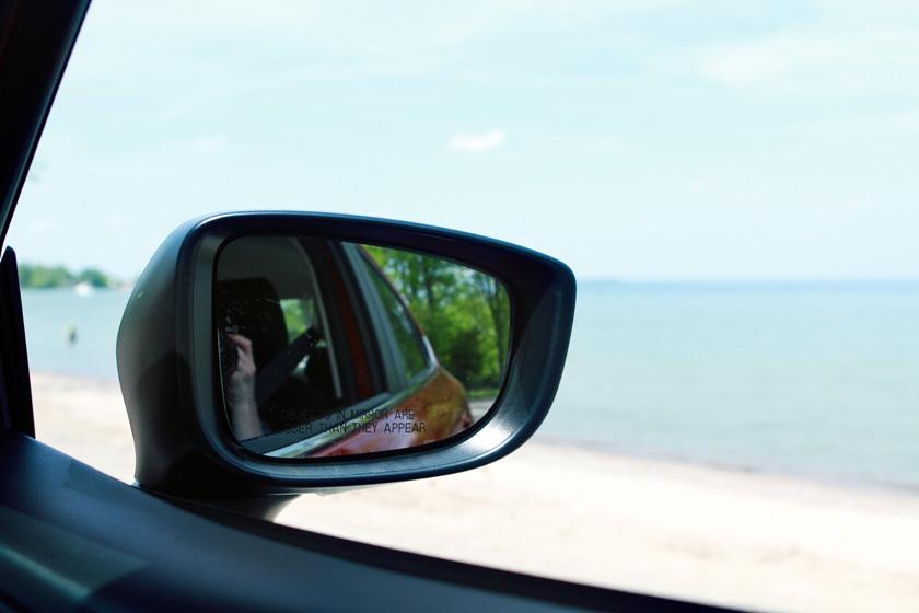 Mazda3 road trip
