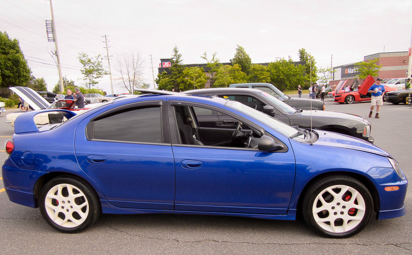 eblue SRT4 Neon