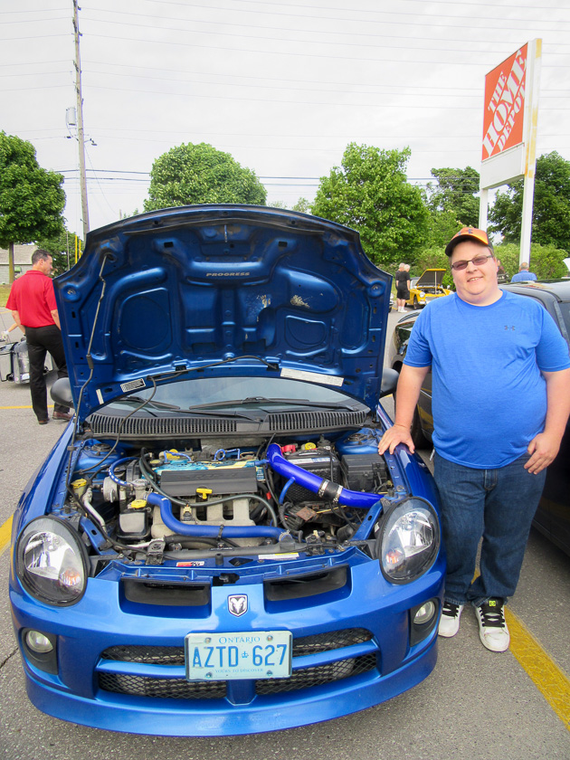 Chrysler Technician and Car Enthusiast