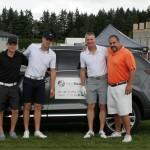 Connor McDavid at NewRoads Children's Dream Golf Tournament Newmarket
