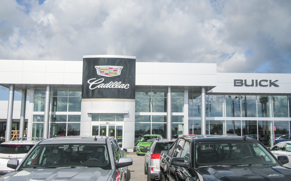 NewRoads Cadillac Makeover photo