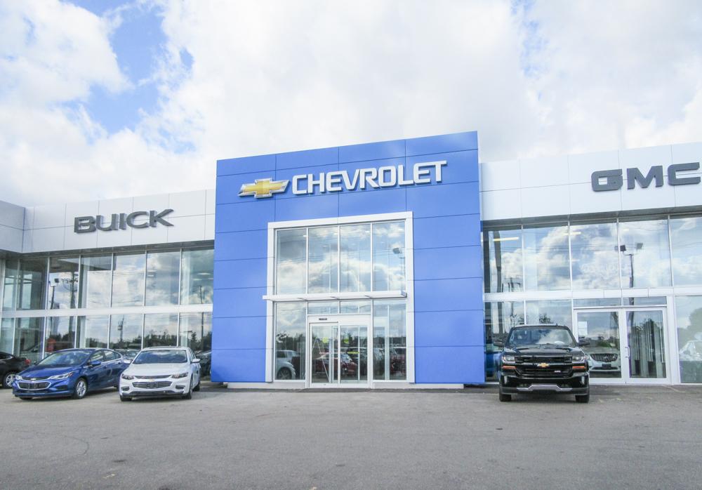 NewRoads Chevrolet Makeover photo