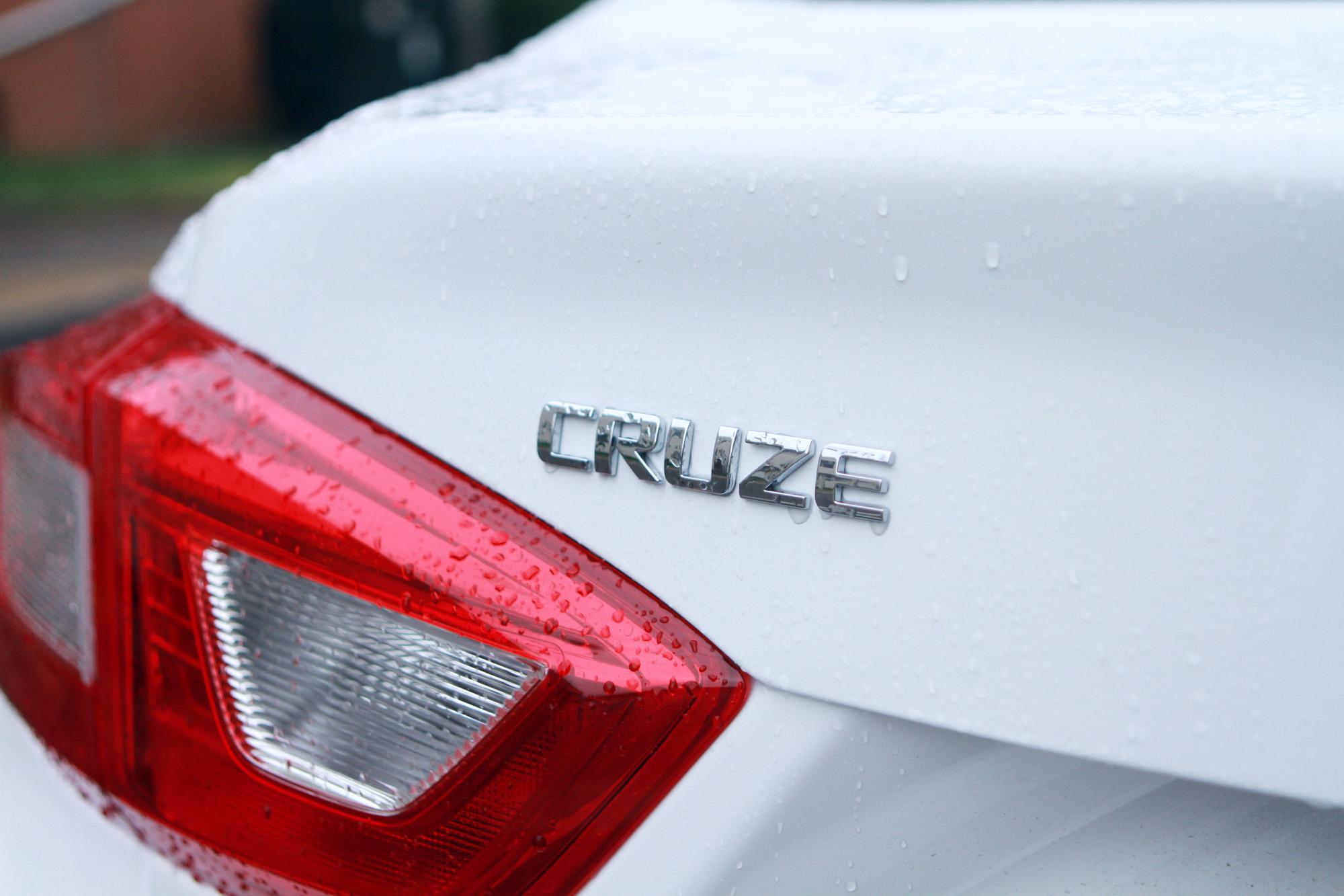 2016 Chevy Cruze