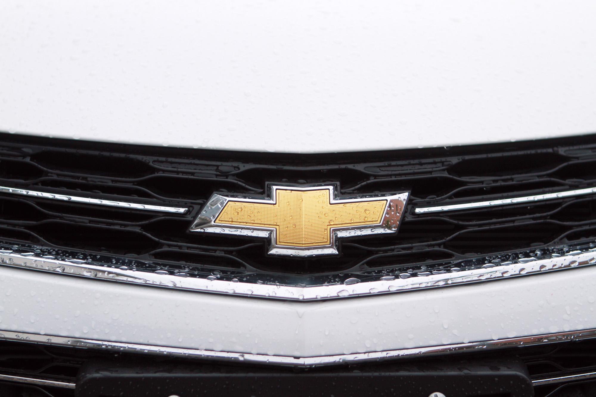 Chevrolet bowtie