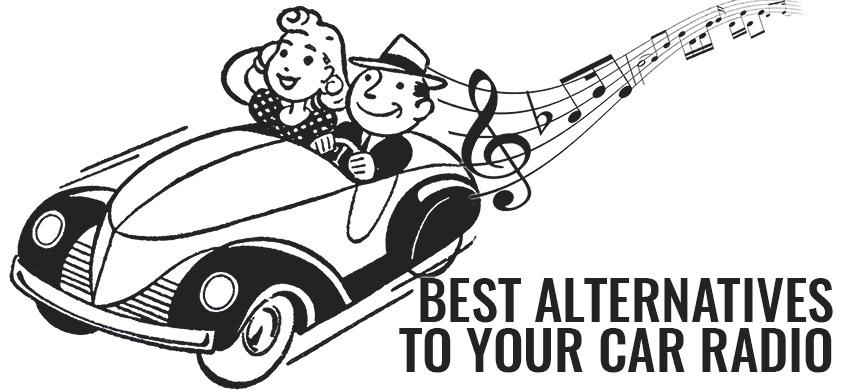 Car radio clipart