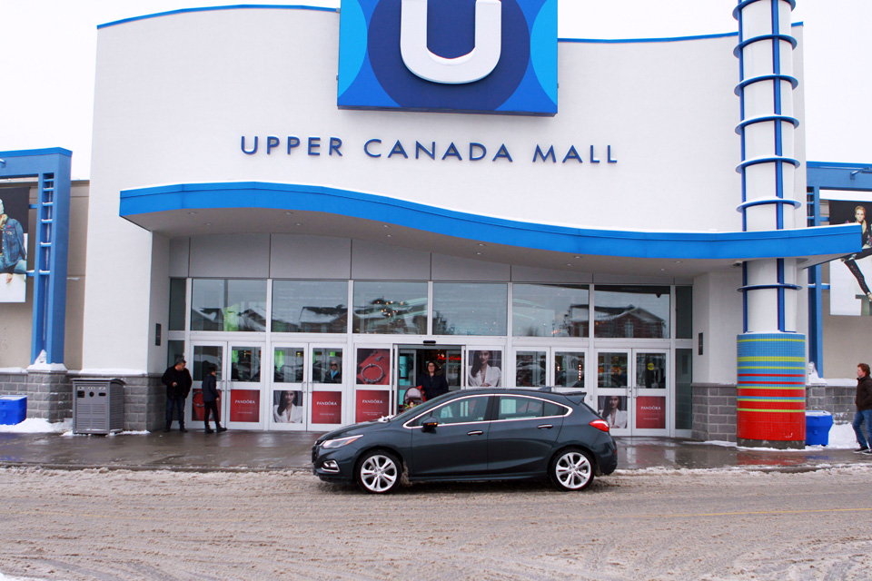 Upper Canada Mall Chevrolet