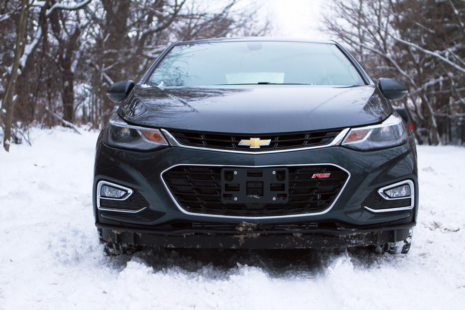 Chevy Cruze grill