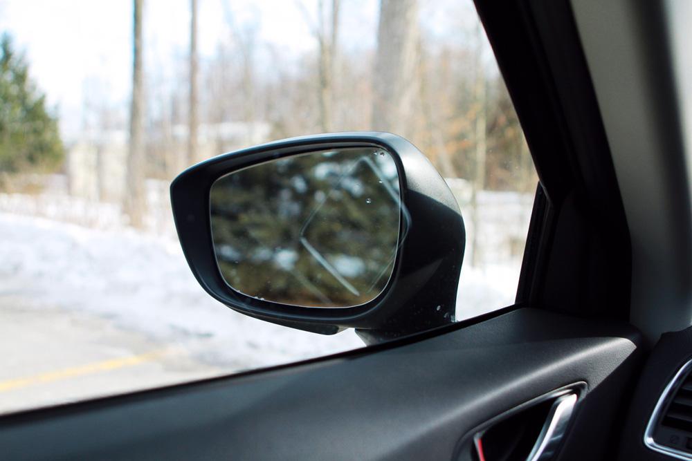 Mazda CX-5 mirror photo