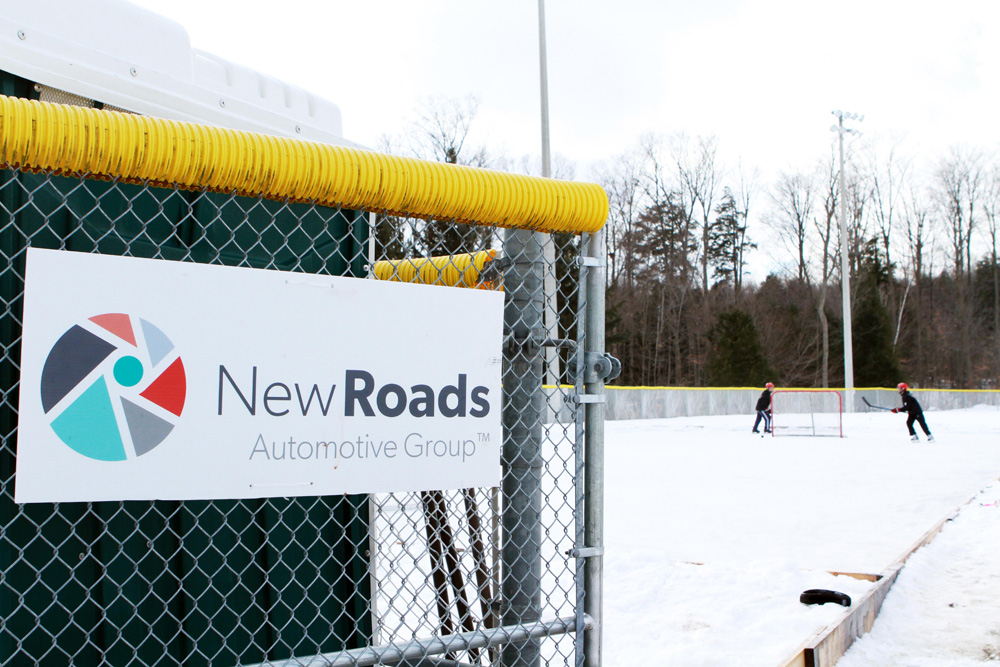 NewRoads Newmarket Ice Rink