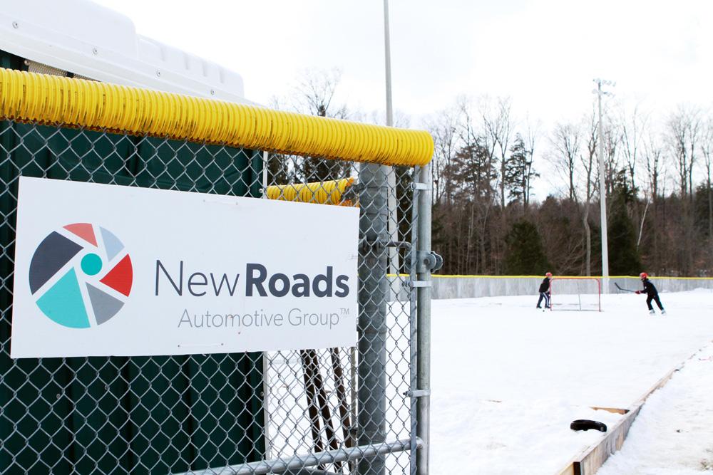 NewRoads Newmarket Ice Rink