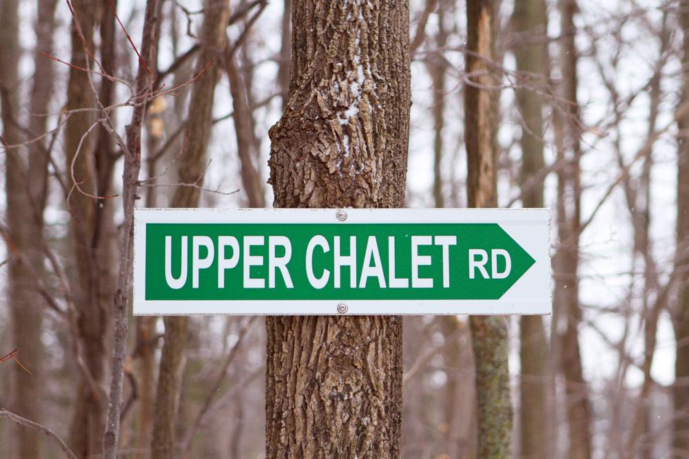 Upper Chalet Rd