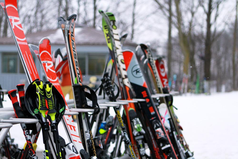 Caledon ski trip