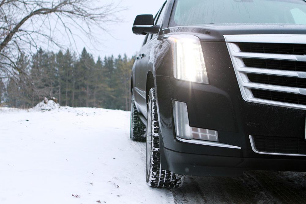 Cadillac Escalade grill