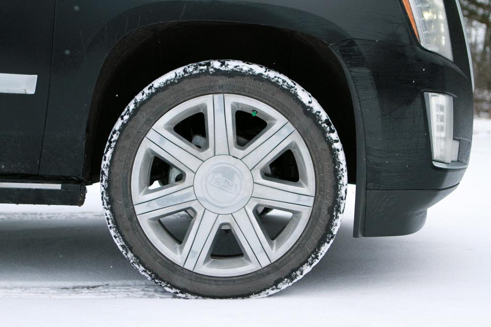 Escalade wheels