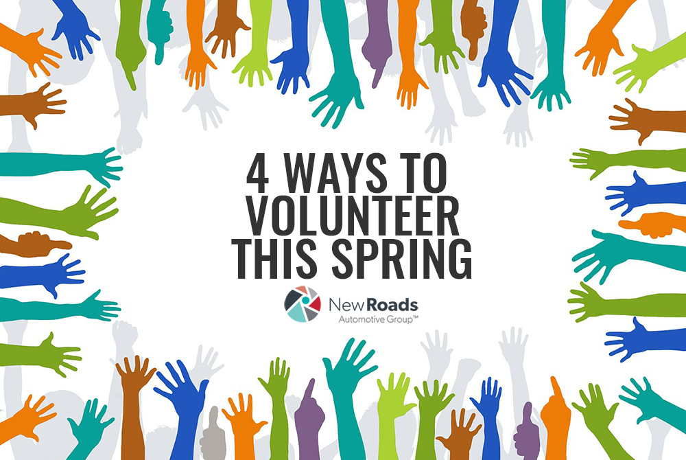 Ways to Volunteer