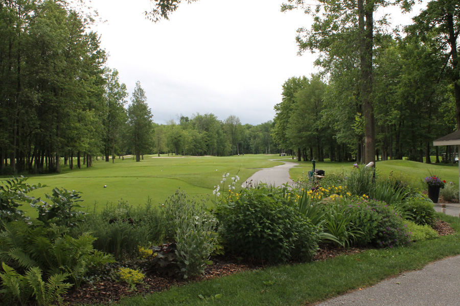 Picturesque Silver Lakes Golf Course
