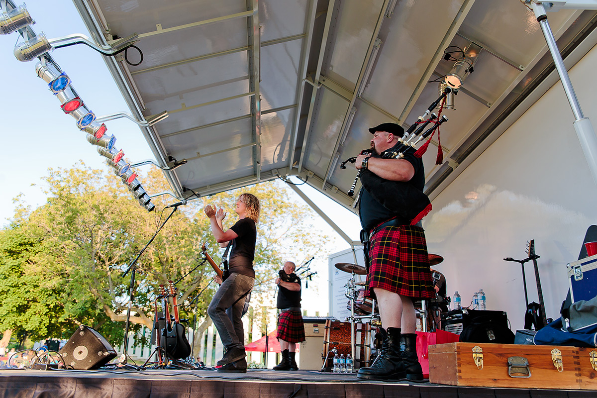 Music at Civic Square