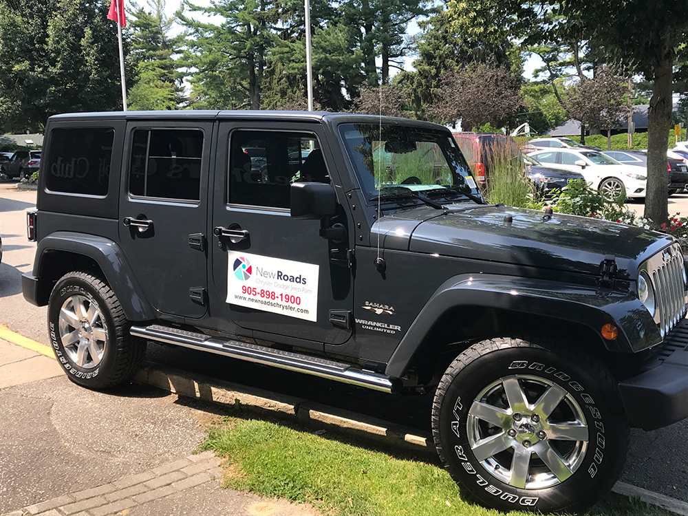 NewRoads Jeep