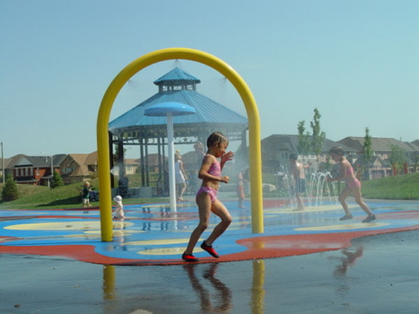 Splash Pad Richmond hill