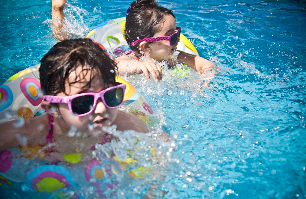 Summer swimming Newmarket