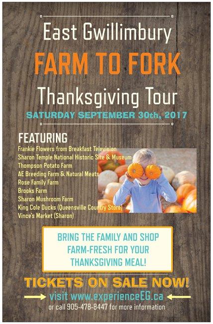 EG Farm to Fork 2017