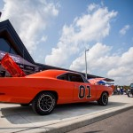 The General Lee classic car