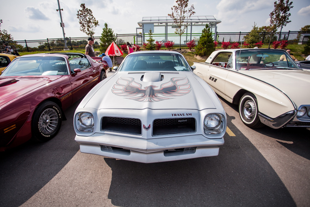 Highway 11 Cruisers hosted the NewRoads Big Brothers Big Sisters Charity Classic Car Show