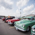 Highway 11 Cruisers hosted the NewRoads Charity Classic Car Show