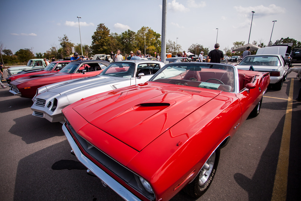 Highway 11 Cruisers Classic Car Show