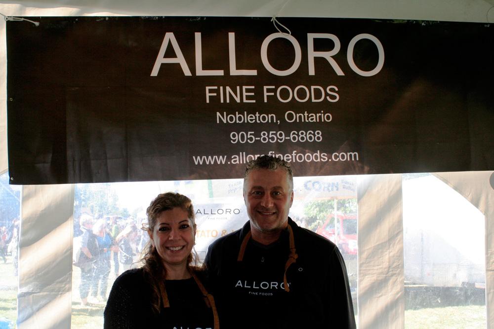 Alloro Fine Foods