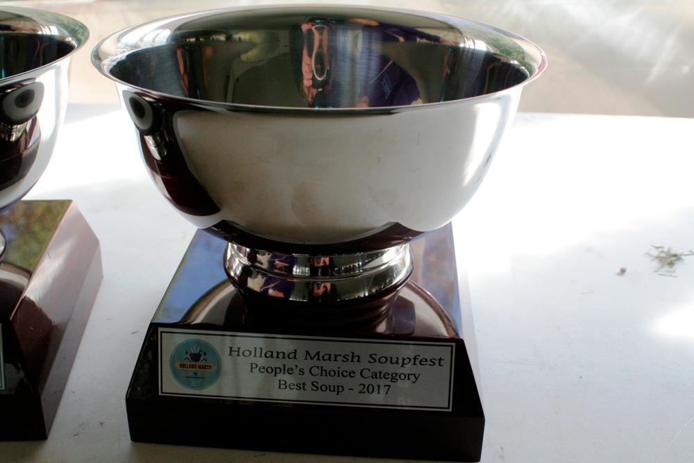 Holland Marsh SoupFest Award