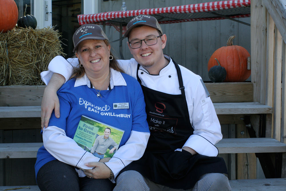 Farm to Fork Thanksgiving Tour