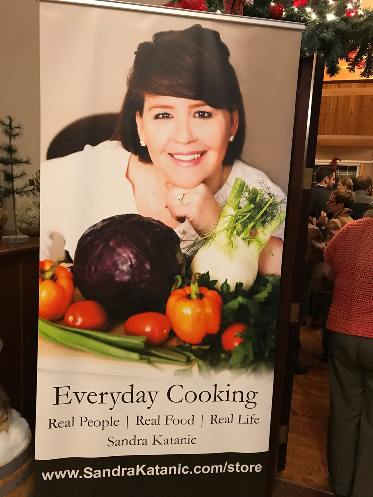 Everyday Cooking by Sandra Katanic