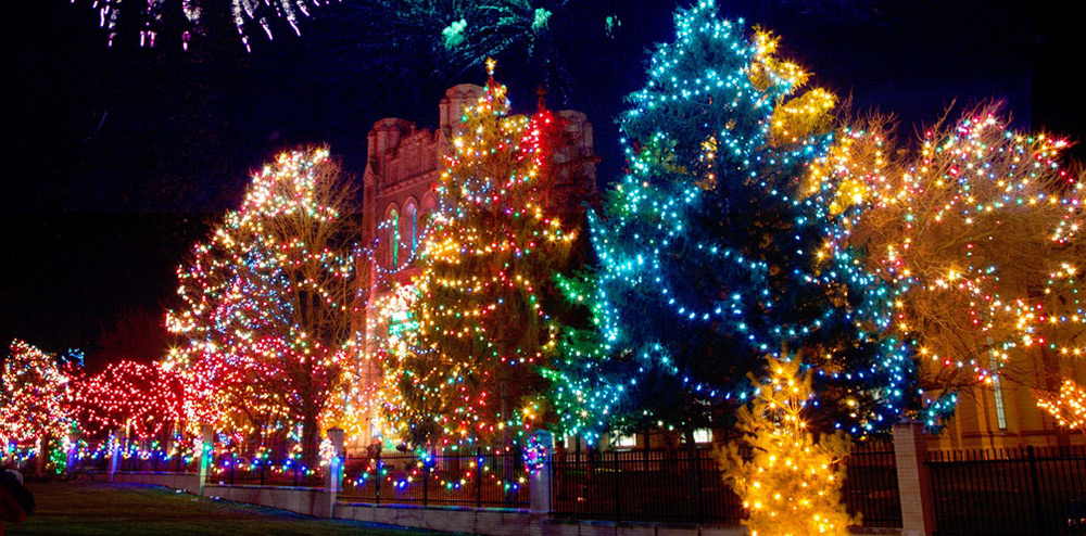 top 5 places to see christmas lights in ontario