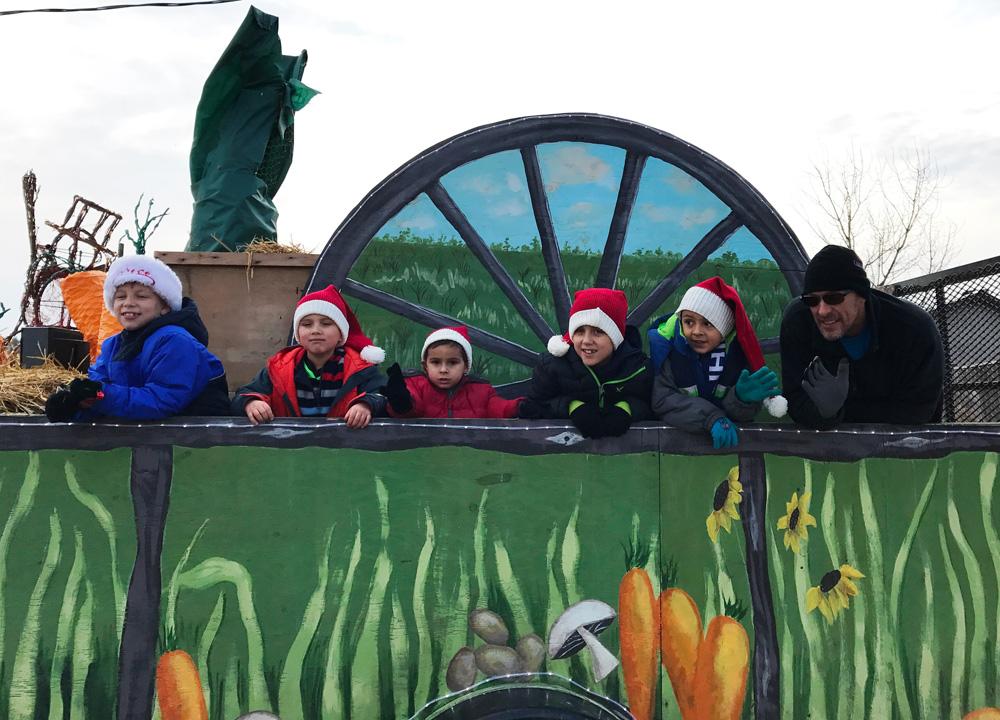 Mount Albert Lions Club Santa Claus Parade
