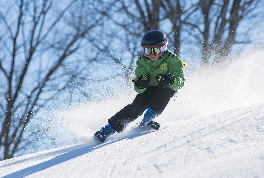 skiing in the GTA