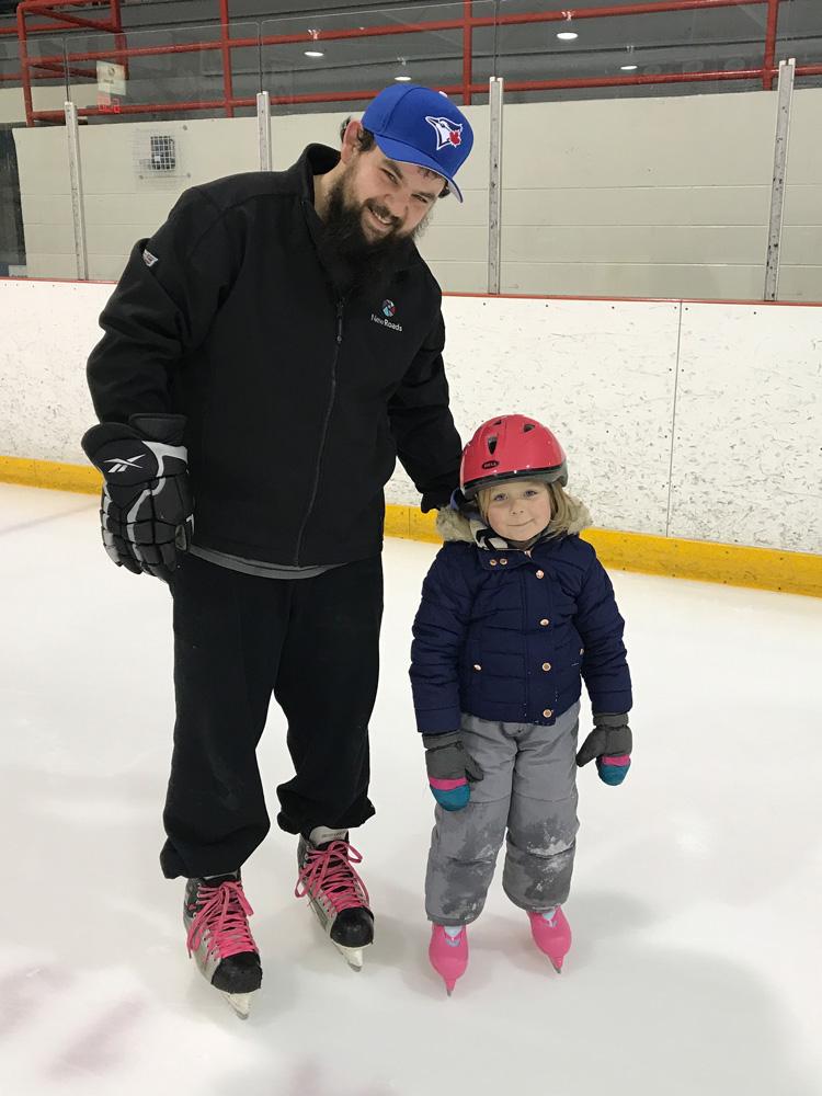 Family Day Fun Skate