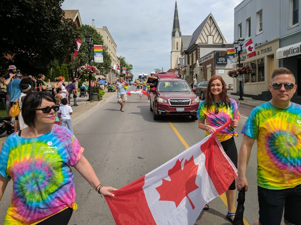 JUNE 16th – York Pride Parade