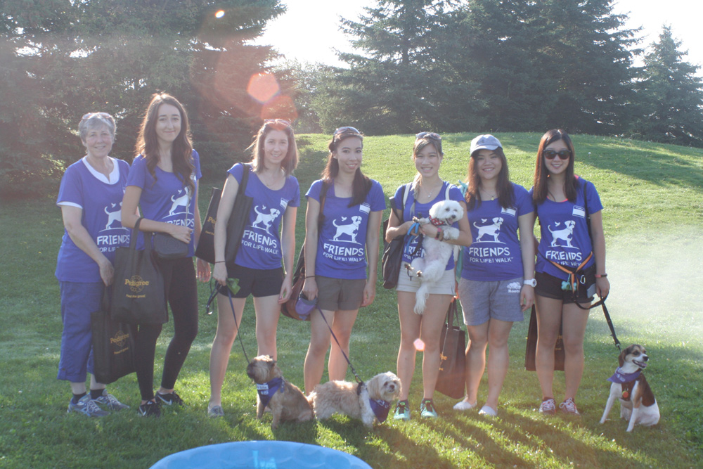 SEPT. 23rd – Friends for Life Walk
