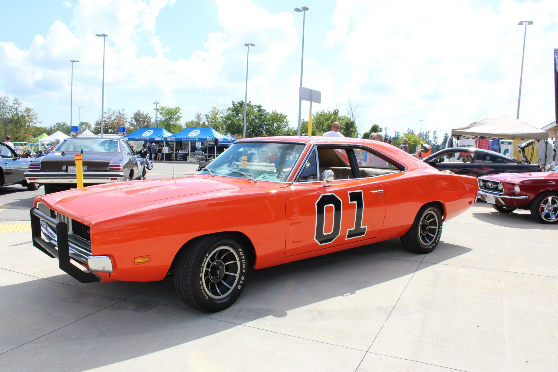 Charity Classic Car Show Richmond Hill Ontario - Classic car show york